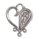 Sterling Silver Pendants & Charms