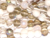 Apparition 6mm Round Bead Mix x50