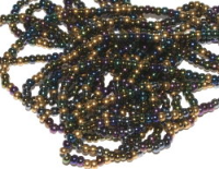 Heavy Metals 8/0 Czech Seed Bead Mix