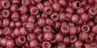 Berry Matt 8/0 Permanent Metallic Toho Seed Bead 10g