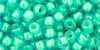 Aqua Sea Green 8/0 Toho Seed Bead 10g
