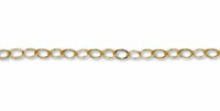 Loose Chain 1.3mm 14ct Gold Filled x1""