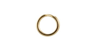 4mm Jump Ring 14ct Gold Filled x10
