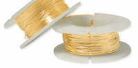 0.41mm Gold Filled Wire (Half Hard) x1""