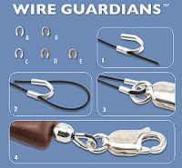 Wire Guardian Gold Plated x12