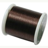 Brown KO Beading Thread x 50m