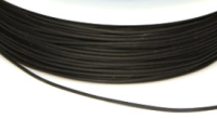 Solid Rubber 1.5mm Cord x 3ft