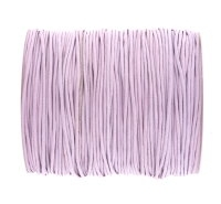 0.6mm Violet Cotton Cord x 1 yard