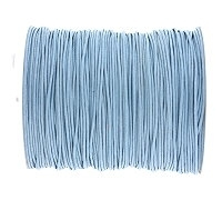 0.6mm Slate Blue Cotton Cord x 1 yard