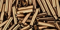 Antique Brass 9mm Toho Bugle Tubes 10g
